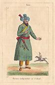 Völker der Welt - Asien - Tartaren - Usbeken