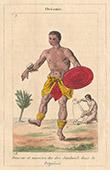 Folkdr�kt - Oceanien - Sandwich�arna - Dansare - Dans�r och Musiker