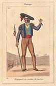 Peoples of the World - Europe - Spain - Corrida - Bullfighting - Tauromachy - Torero