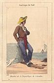 V�lker der Welt - Amerika - Kolumbien - Seefahrer