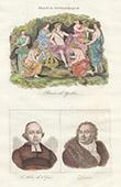 Baths of Apollo - Portraits of Charles-Michel de l'�p�e - Abb� de L'�p�e (1712-1789) - Jean-Fran�ois Ducis (1733-1816)