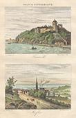 View - Tancarville - Harfleur (Seine-Maritime - France)