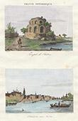 Temple of Pluto - View of Chalons-sur-Sa�ne (Sa�ne-et-Loire -  France)