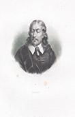 Portrait of John Milton (1608-1674)