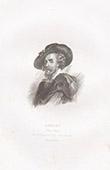 Porträt von Peter Paul Rubens (1577-1640)
