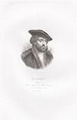 Porträt von Hans Holbein der Jüngere (1497-1543)