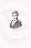 Porträt von François-Adrien Boieldieu (1775-1834)