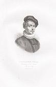 Portrait of William Tell - Guillaume Tell - Wilhelm Tell