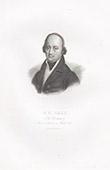 Porträt von Franz Joseph Gall (1758-1828)