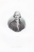 Portrait of Jean-François de La Harpe (1739-1803)