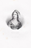 Portrait of Charlotte Corday (1768-1793)