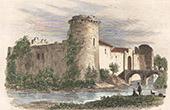 La Galissonni�re Castle - Le Pallet (Loire-Atlantique - France)