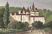 Castle of Uss� (Indre-et-Loire - France)