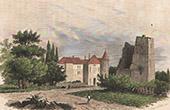 View of Vieuvy (Loir-et-Cher - France)