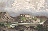 Ch�teau of Joux (Doubs - France)