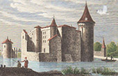 Ch�teau de La Br�de - Montesquieu (Gironde - France)