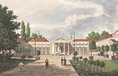Castle of Neuilly - Neuilly-sur-Seine - �le-de-France (Hauts-de-Seine - France) - Destroyed
