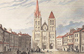 Basilica of St Denis (Seine-Saint-Denis - France)