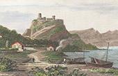 Campo-Moro - Durazzo Castle- Valinco Bay (Corsica - France)