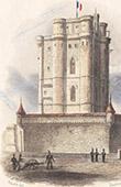 Dungeon - Donjon - Chateau de Vincennes (Ile de France - France)