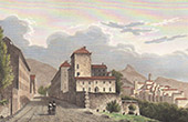 View of Grasse - Provence-Alpes-C�te d'Azur (Alpes-Mar�times - France)