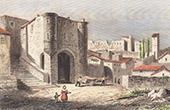 Hy�res Castle - Vestiges - Provence-Alpes-C�te d'Azur (Var - France)