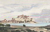View of Corsica - Calvi (Haute-Corse - France)