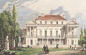 Old Castle - Ch�teau des Colonnes - Fondation Lambrechts - Courbevoie - �le-de-France (Hauts-de-Seine - France) - Demolition