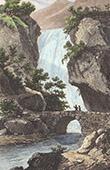 Guiers Waterfall - Savoy - Rhone - Rh�ne-Alpes (France)
