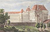 Lun�ville Castle - Lorraine (Meurthe-et-Moselle - France)