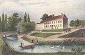 Castle - Saint-Remy-en-Bouzemont - Saint-Genest-et-Isson (Marne - France)