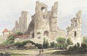 Nom�ny Castle - Ruins - Lorraine (Meurthe-et-Moselle - France)
