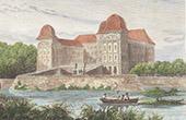 Beaufremont Castle - Vestige - Lorraine (Vosges - France)