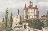 Montmaur Castle - Provence-Alpes-C�te d'Azur (Hautes-Alpes - France)