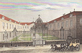 Ancien H�tel Dieu le Comte - Hospital - Troyes - Champagne-Ardenne (Aube - France)