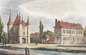 Dampierre Castle - Champagne-Ardenne (Aube - France)