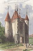 Dampierre Castle - Champagne-Ardenne (Aube - France) - Vestiges