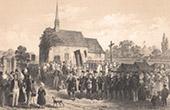 Procession - Procession des Charit�s - Evreux - Haute-Normandie (Eure - France)