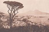 Vue de Naples (Italie)