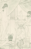 M�decine - Gr�ce Antique - Hippocrate 24/50