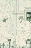 M�decine - Gr�ce Antique - Hippocrate 33/50