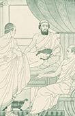 M�decine - Gr�ce Antique - Hippocrate 34/50
