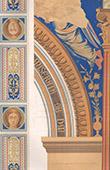 Avignon Cathedral Avignon - Provence-Alpes-C�te d'Azur (Vaucluse - France) - Arcade