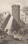 England - Warwick Castle - Warwickshire - William the Conqueror (Great Britain - United Kingdom)