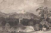 England - Belvoir Castle - Leicestershire (Great Britain - United Kingdom)