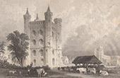 England - Tattershall Castle - Lincolnshire (Great Britain - United Kingdom)