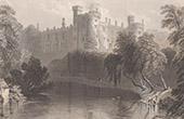 Ireland - Kilkenny Castle - Motte-and-bailey castle