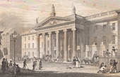 Ireland - General Post Office of Dublin