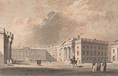 Ireland - Parliament Square - Trinity College - Dublin