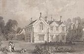 Angleterre - Manoir de Scrivelsby - Lincolnshire (Grande-Bretagne - Royaume-Uni)